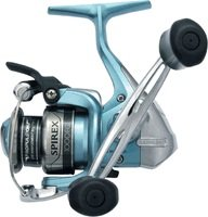 Shimano Spirex Fg Spinning Reel (6.2:1), Medium Light, 4 Pounds140 Yards