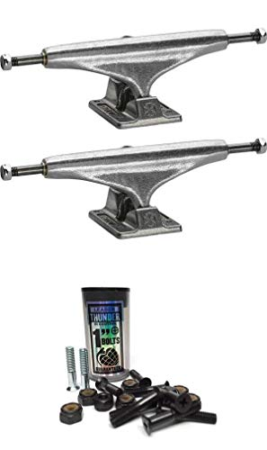 Independent Stage 11-129mm Standard Polished Skateboard Trucks with 1