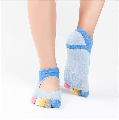 HATCHMATIC 1 par del calcetín Yoga Colorido Deslizamiento de ...