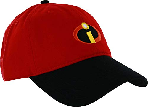 Concept One Accessories Incredibles Logo Dad Cap Standard by Concept One Accessories