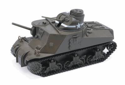 Tank/Half-Track (Qty 1, Style Varies) (M3 Lee Tank Model)