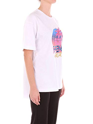Algodon shirt Mujer Blanco Fendi Fs7011a3bnf0znm T CwUtCqX