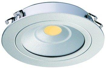 Light, Round, Loox LED 3010, 24 V, Round, Light color: Warm white 3000 K ()