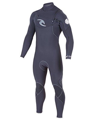 3 2 wetsuit chest zip - 4