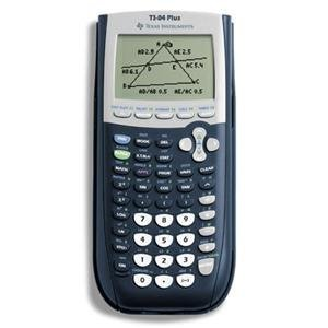 Texas Instruments 84PL/TBL/1L1/A TI-84 Plus Graphics Calculator by Texas Instruments by Texas Instruments