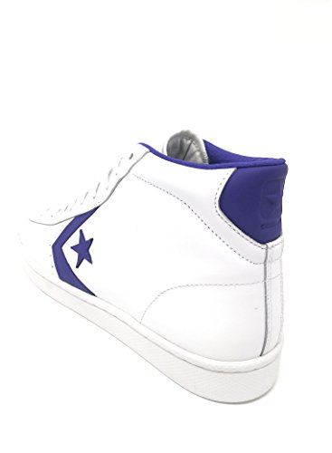 Medio 76 Converse155647c white Pl White Adulto Unisex candy Uomo Grape aqx6A1