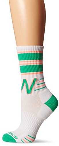 Pack Socks White Crew Lifestyle green 1 Retro Balance New Women's vwqSwtZ