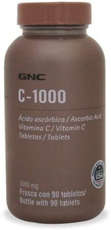 vitamina c, Gnc Vitamina c