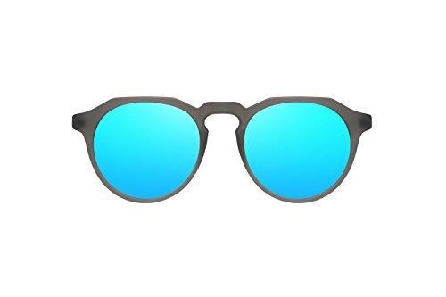 Hawkers Frozen Grey Clear Blue Warwick, Gafas de Sol Unisex, Gris/Azul:  Amazon.es: Ropa y accesorios