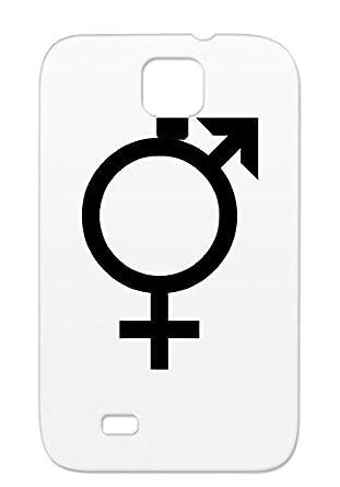 Symbols Shapes Hermophrodite Gender Symbol Male Female Man Men Woman