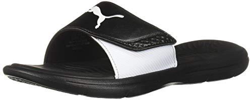 Sandals Lightweight Puma - PUMA Women's Formlite Cross Ultra Tribal-W, Black/Tradewinds 8 B US