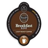 Tully's Breakfast Blend Coffee Keurig Vue Portion Pack, 32 Count