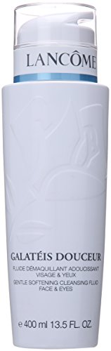 (Lancome Galateis Douceur Gentle Softening Cleansing Fluid Cleanser for Unisex, 13.5 Ounce)