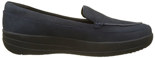 para Supernavy Mujer Fsporty TM Blue Fitflop Mocasines pZtgxq