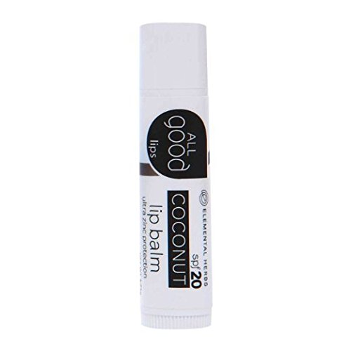 All Good Lips - SPF 20 Lip Balm - Coconut