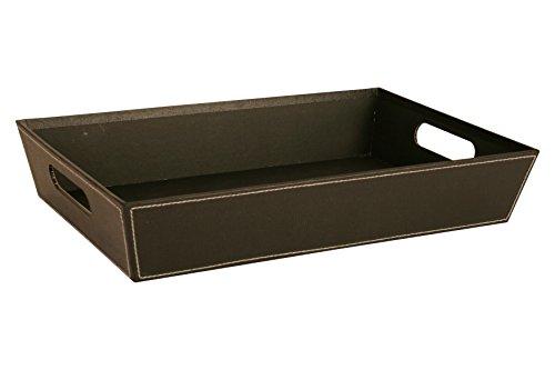 Distressed Black Nesting Tables - 6