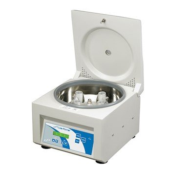 COLE-PARMER INSTRUMENTS Centrifuge, 4x50 mL Swing-Bucket ...