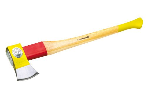 Ochsenkopf Axe SPLIT-QUICK ROTBAND-PLUS with hickory handle 80 cm by Ochsenkopf