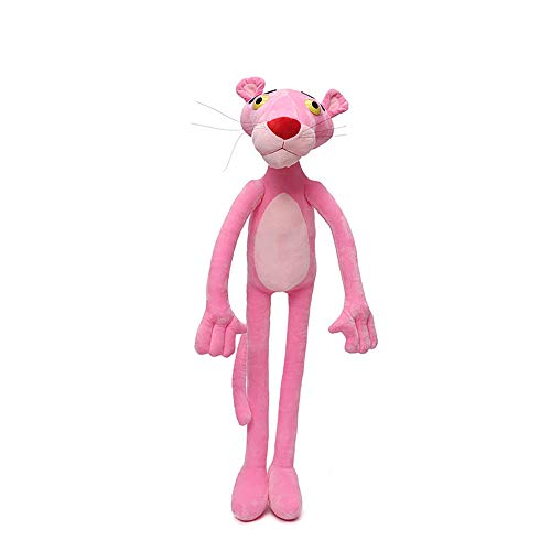 (Sunny Pink Panther Soft Doll Toy Plush Toy for Family (A, 12
