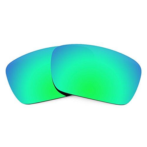 Revant Lenses for Oakley Fuel Cell Polarized Emerald Green