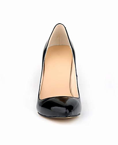Compensées Sandales Femme Find Noir Nice CxR0w7qXT