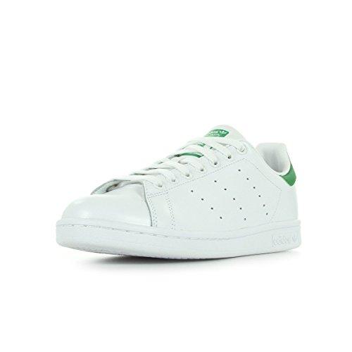 Smith Trainer Ftwbla Stan Low 000 adidas Adults' White Unisex Blabas Top Verde Originals qwq0IB