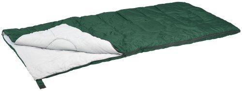 Stansport Redwood Ultra Light Sleeping Bag (Green, 55-Degree), Outdoor Stuffs