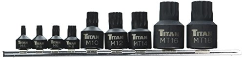 Titan (16138 Socket Set