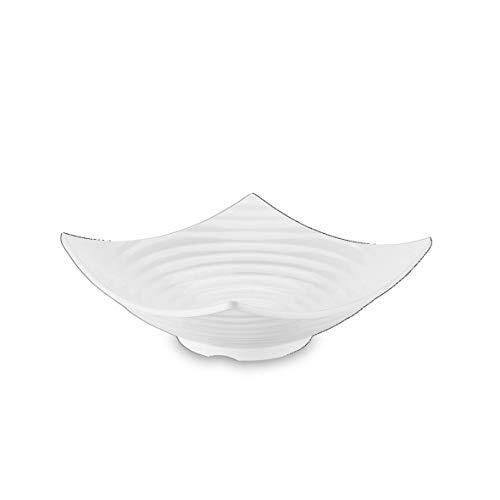 Salad Circles, Média, Branco, Haus Concept