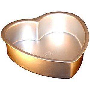 Fat Daddios Heart Cake Pan - 3 Inch - 6