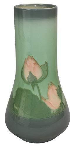 Rookwood Pottery 1910 Iris Glaze Floral Vase 1278C (Coyne)