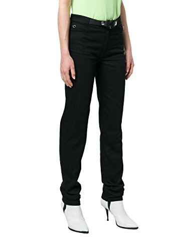 Femme Coton Jeans ALYX AAWDN0010001 Noir PaqwC7ZF