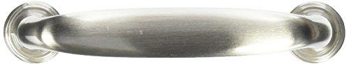 (Amerock BP53701-G10 Kane Satin Nickel Cabinet Hardware Handle Pull - 3
