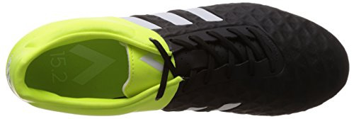 Tacchetti Da Calcio Adidas Ace 15.2 Fg / Ag Blk / Giallo