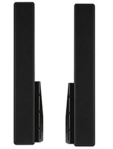 LG Electronics SP-5200 Surround Home Speakers Set of 2 Black