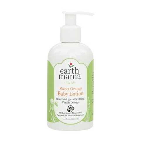 Earth Mama Angel Baby Lotion Angel Baby (Angel Baby Lotion)