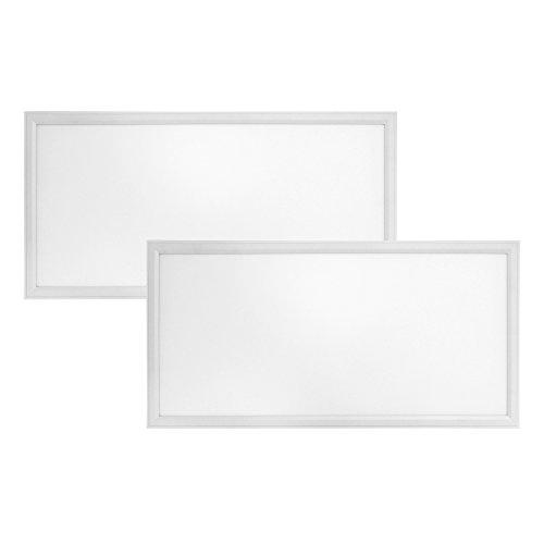 Slimline Flat Panel (2ftx4ft LED Flat Panel - Slimline Flush Mount 1.09