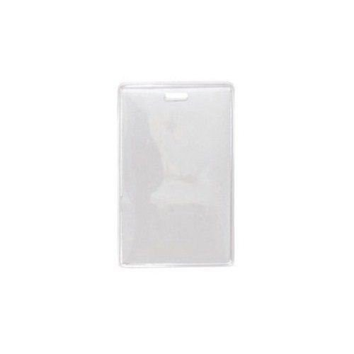 - Vertical Anti-Print Transfer Proximity Card Holders - 100pk