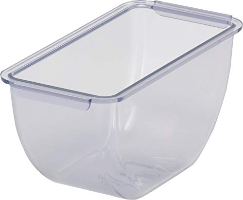 San Jamar BD102 1.5pt Dome Standard Chillable Tray (Pack of 6)