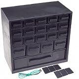 ESD Storage Cabinet, 12'' W x 6-1/4'' L x 11-1/4'' H
