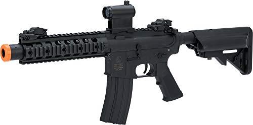 Evike Colt Licensed Sportsline M4 Airsoft Rifle by Cybergun (Model: M4 SBR w/ 8