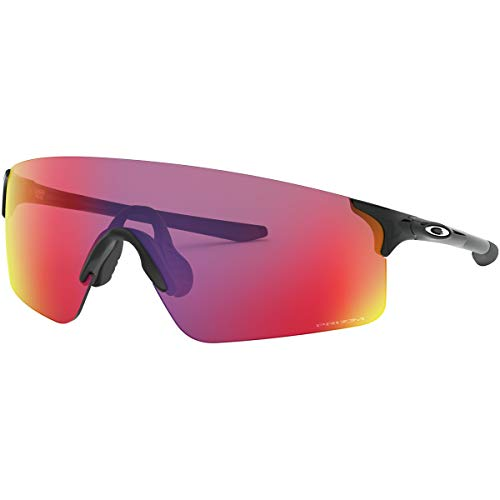 Oakley Men's EVZero Blades Sunglasses,OS,Polished Black/Prizm Road