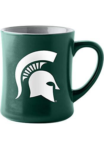 Boelter NCAA Michigan State Spartans 15 oz Java Mug