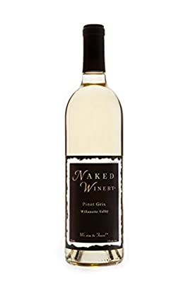 Naked Winery Pinot Gris-Some Mixed Pack, 3 x 750 mL by Naked Winery