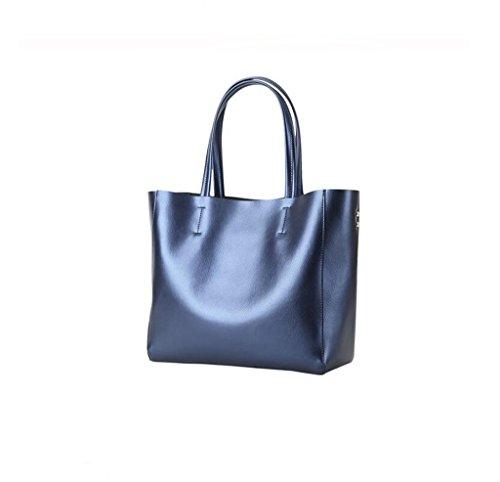 3 Borsa A D'affari Tracolla viaggio Tipo In Messenger Spalla Vintage Pelle Donna 1 Sucastle Bag università nxqRUU