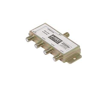 Steren 201-234 Divisor de señal para cable coaxial cable divisor y combinador - Splitter