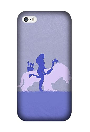 HOT Selling mirana dota 2 art Game Phone Case for iPhone 7 Best TPU Case Design by [Jason Miles]