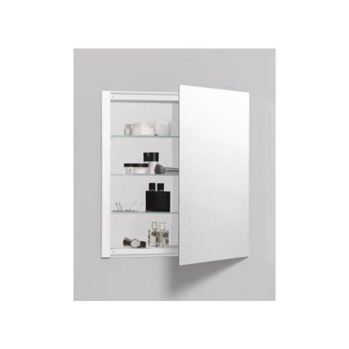 Robern CB-RC2426D4FP1  R3-Series Plain Mirror Medicine Cabinet
