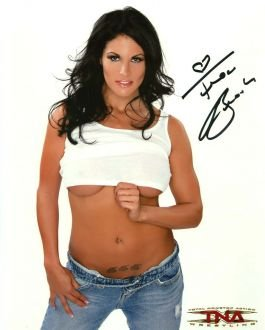 Was specially Traci brooks hot pics