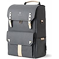VINTA VINTA | S-Series - (Charcoal) Travel & Camera Bag/Backpack